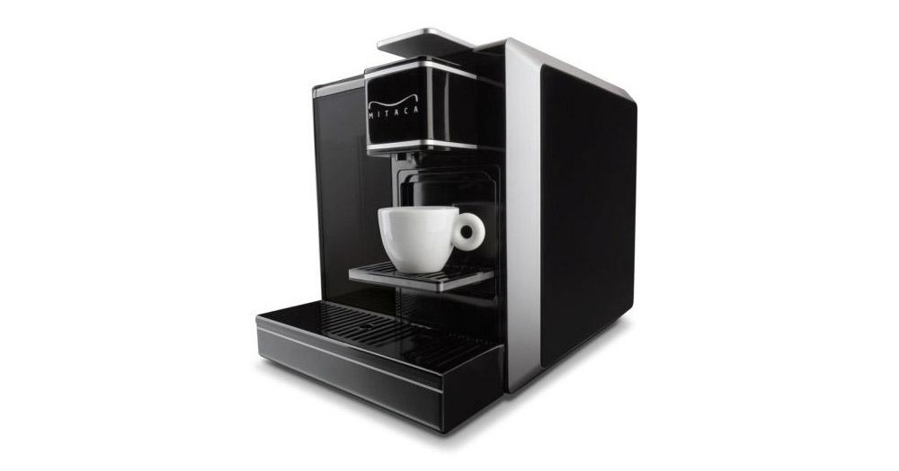 10-20 fős cégek kávéfogyasztási igényeit elégíti ki a Mitaca i5w kapszulás kávégép.