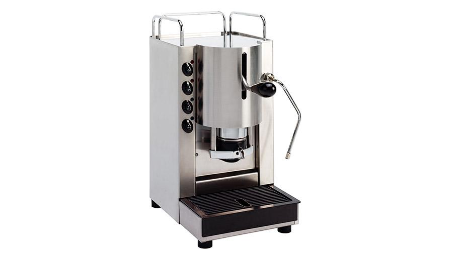 A Spinel Pinocchio gőzkaros automata kávégépet havi 420 adag kávé felett ajánljuk.